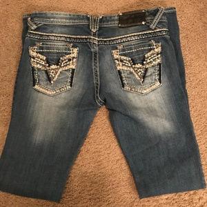 Vigoss Embellished Jeans